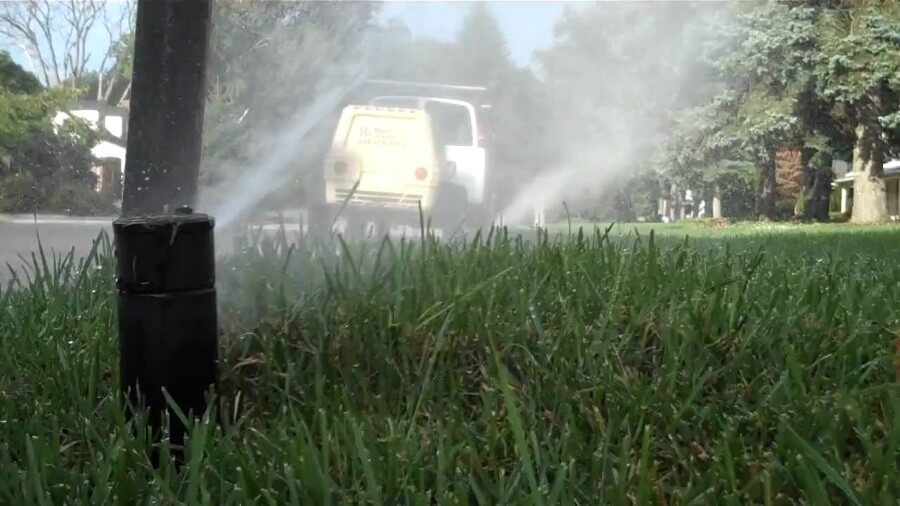 sprinkler winterization
